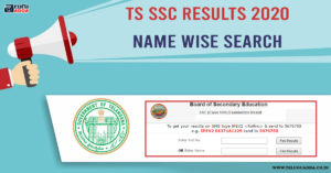 Telangana SSC Results 2020 Name Wise Search