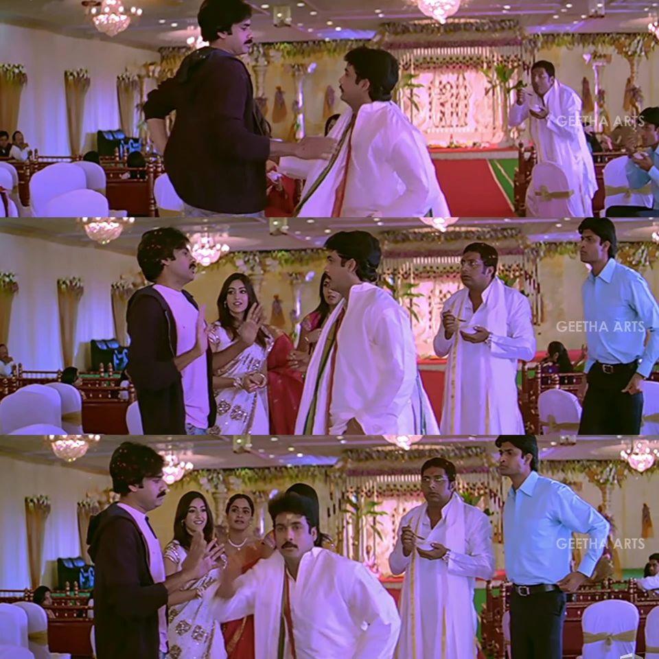 Jalsa Movie Meme Templates
