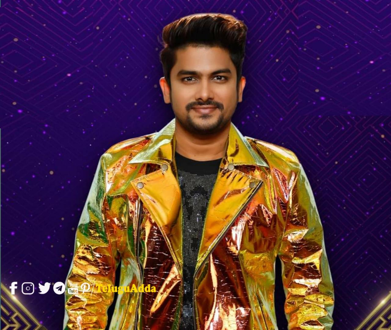 Bigg Boss 5 Telugu 2nd contestant Sunny