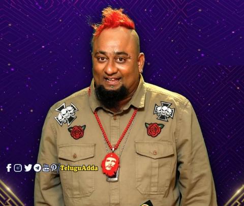 Bigg Boss 5 Telugu 6th contestant Lobo
