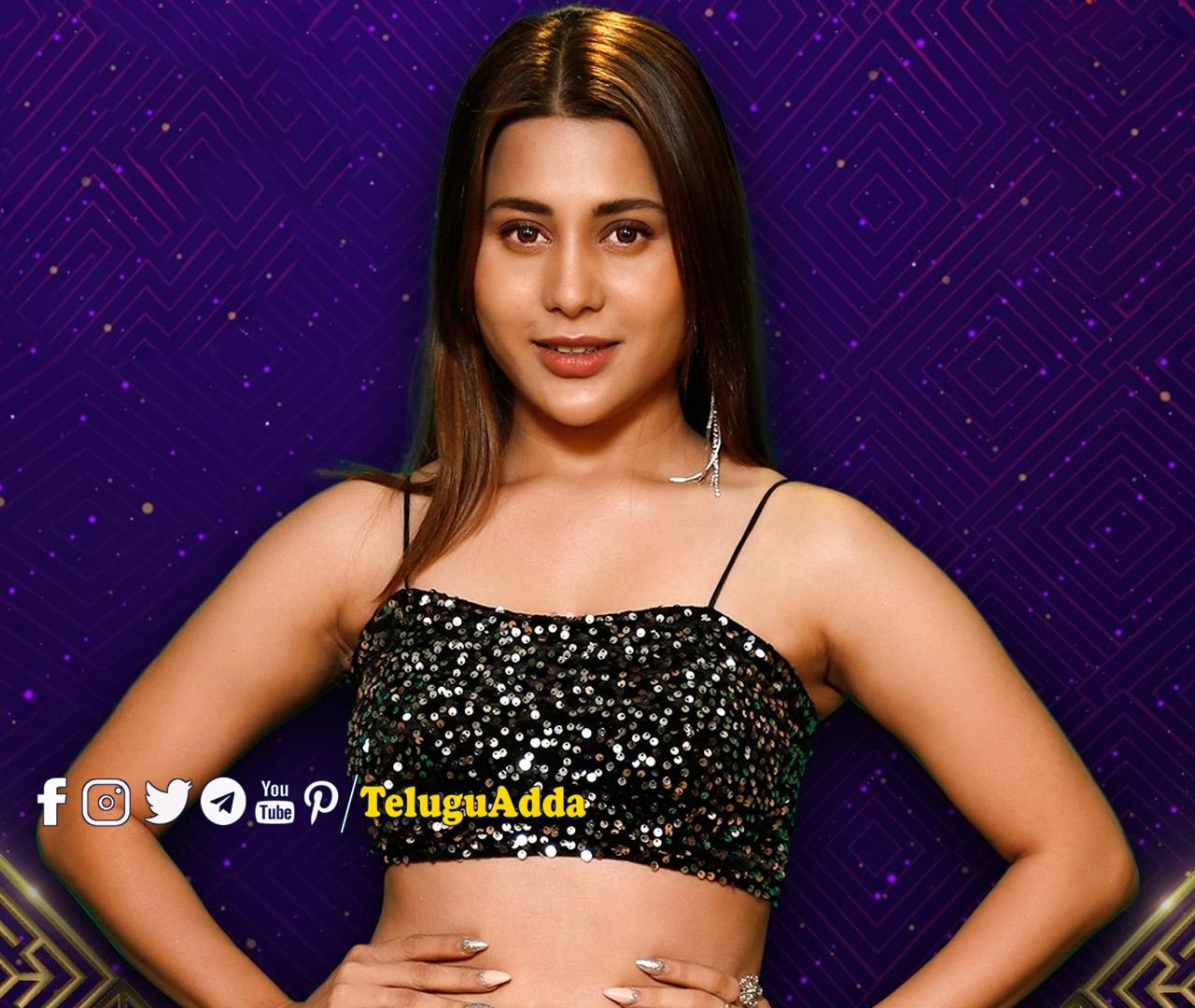 Bigg Boss 5 Telugu Contestant Hamida images,