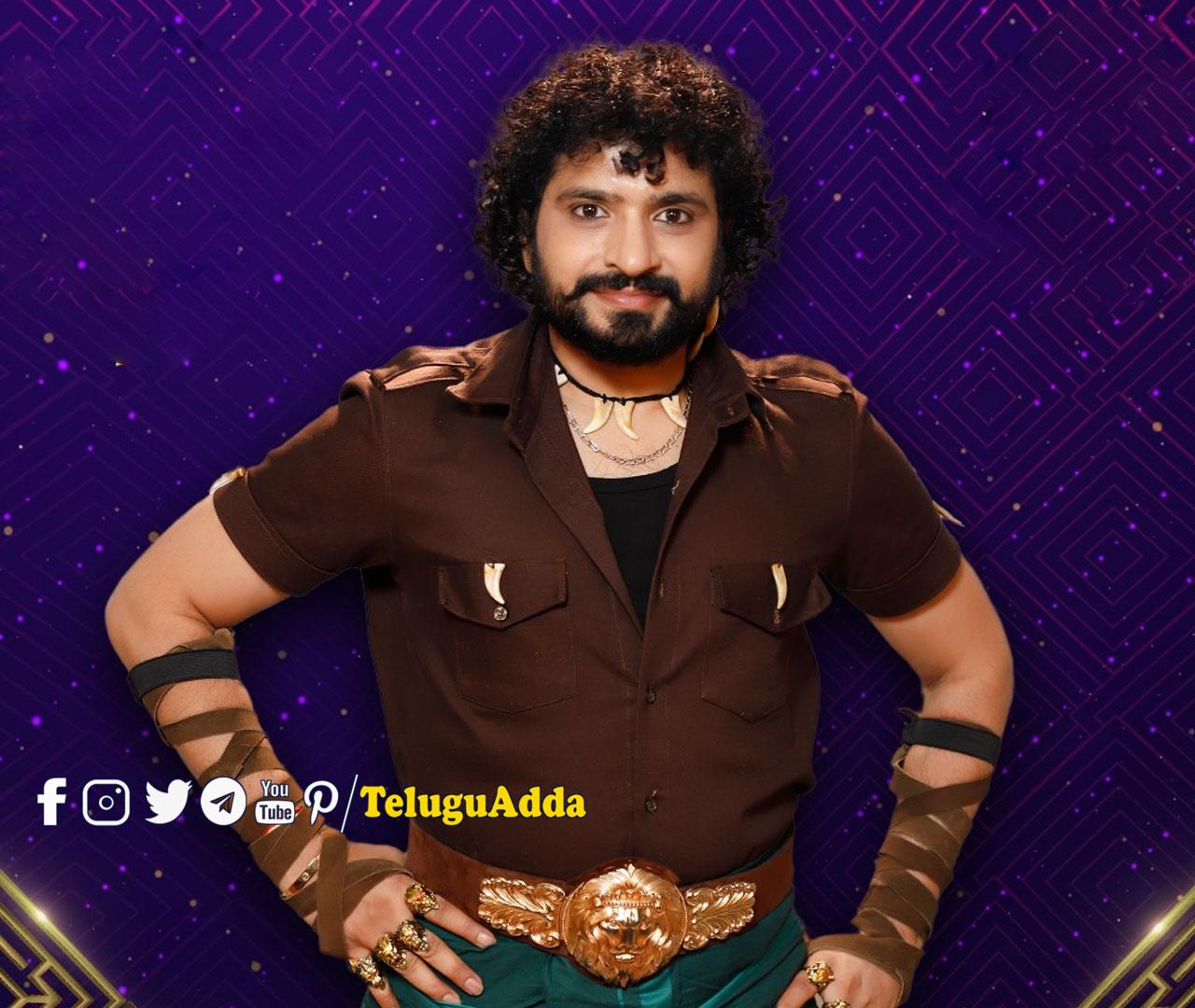 Bigg Boss 5 Telugu 12th contestant Nataraj Master