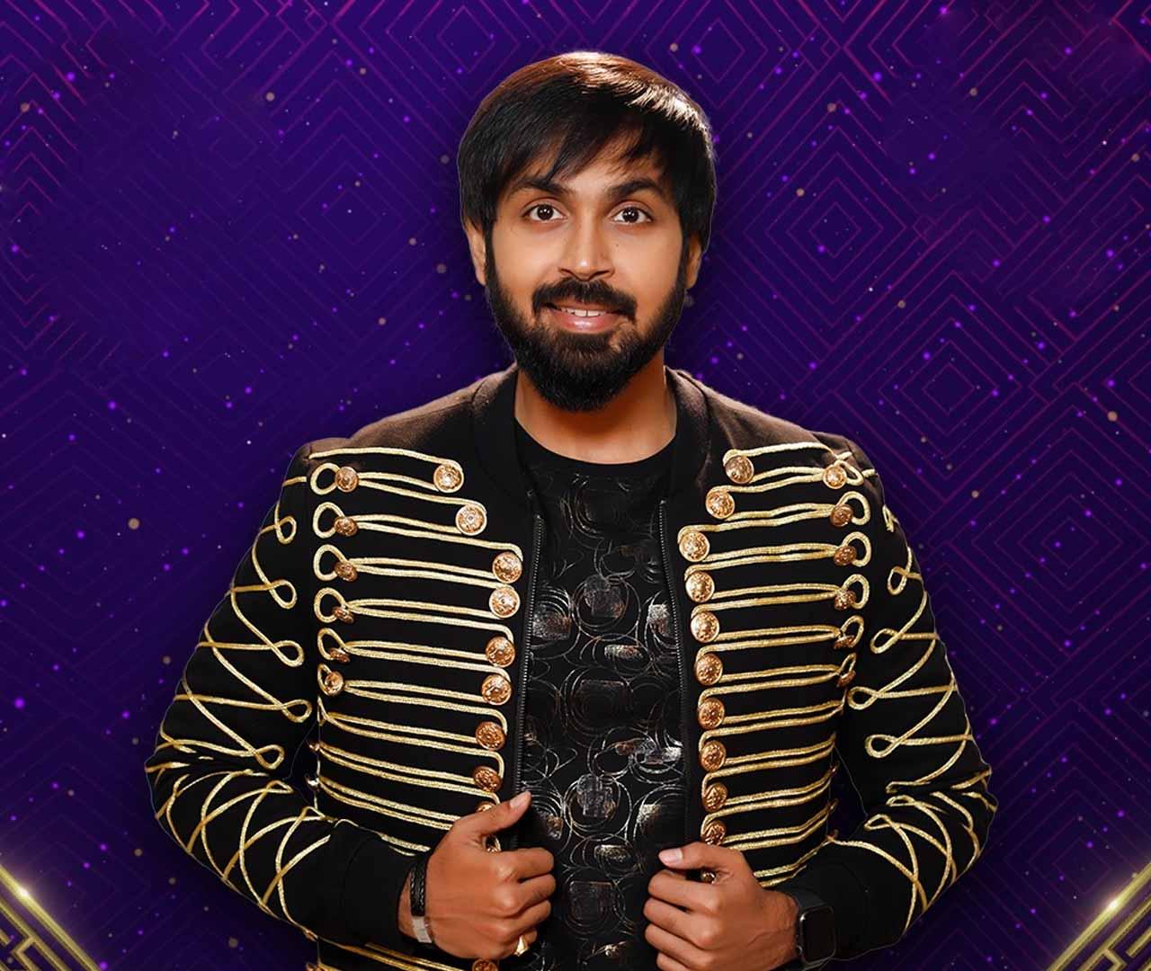 Bigg Boss 5 Telugu 16th contestant Maanas