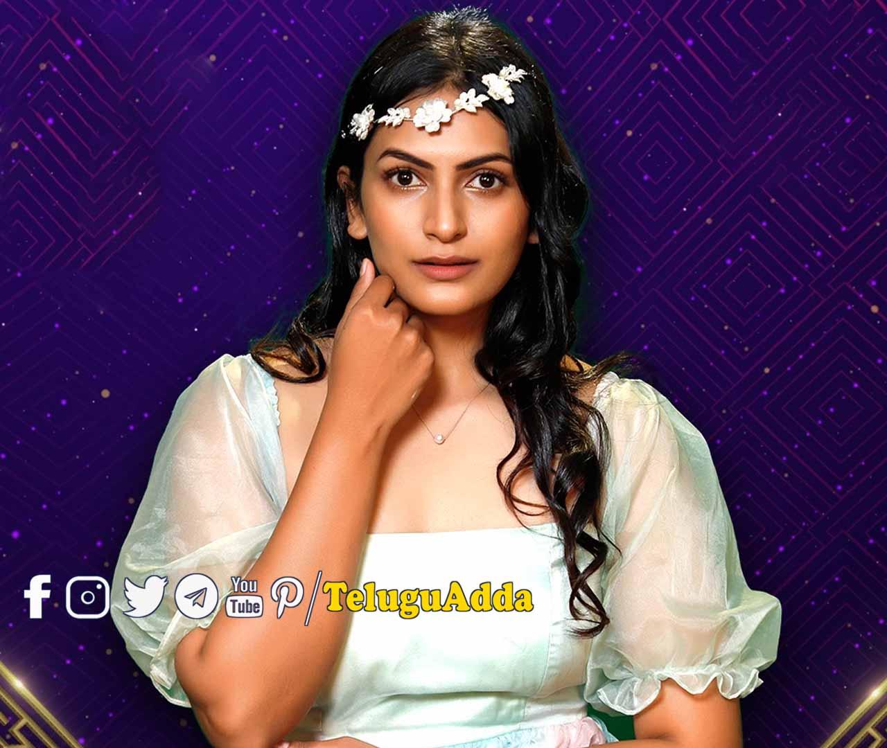 Bigg Boss 5 Telugu 18h contestant Swetaa varma