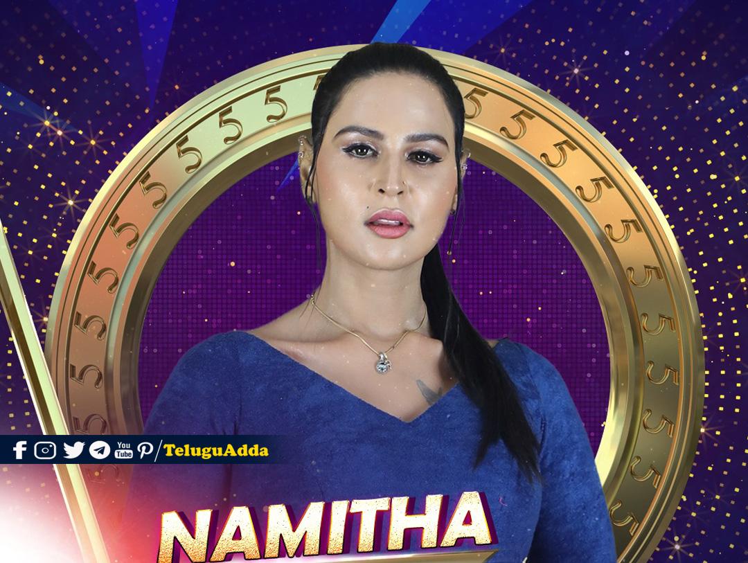 Bigg Boss 5 Tamil Namitha