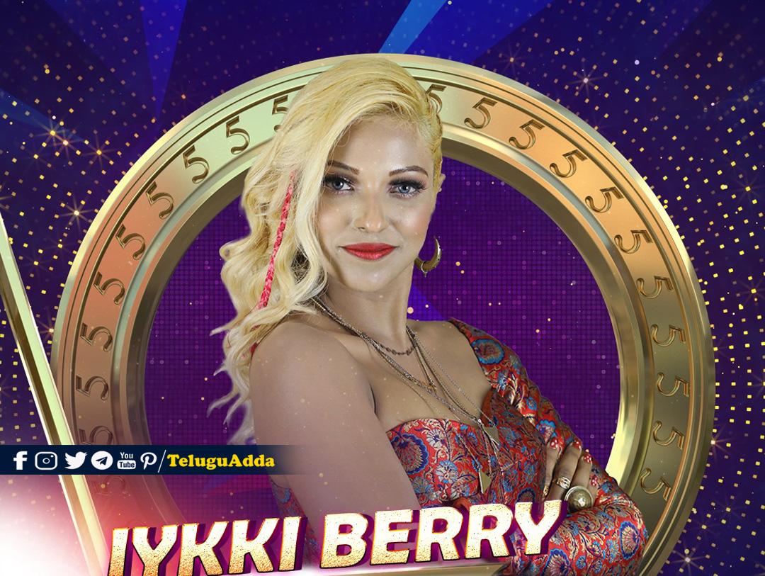 Bigg Boss 5 Tamil 15th Contestant Iykki Berry