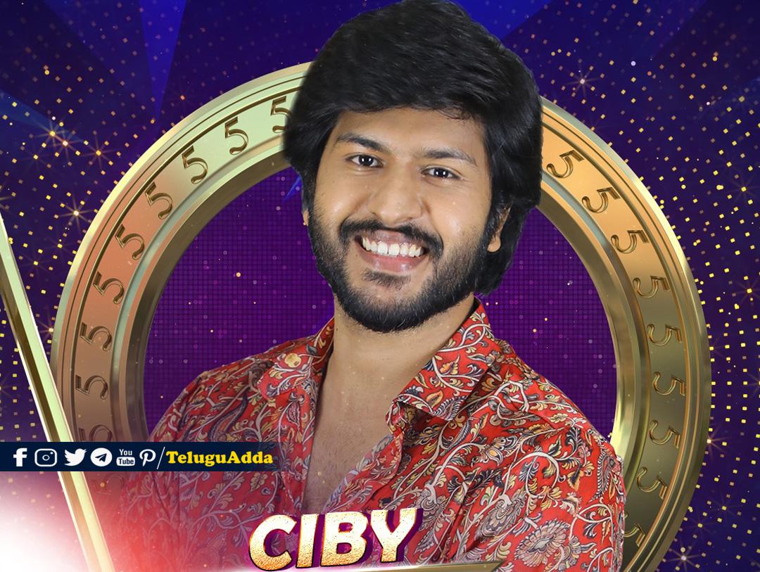 Bigg Boss 5 Tamil 17th Contestant Ciby