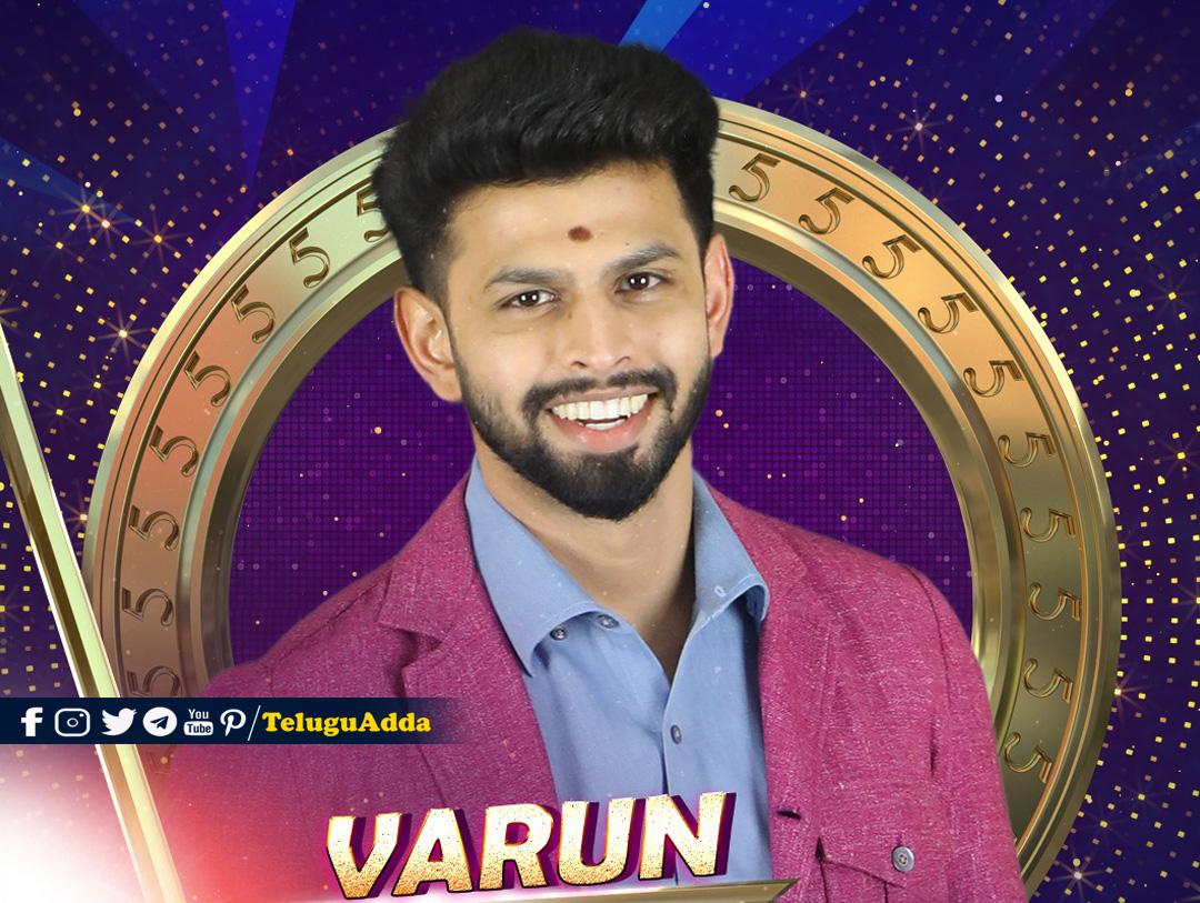 Bigg Boss 5 Tamil 11th Contestant Varun