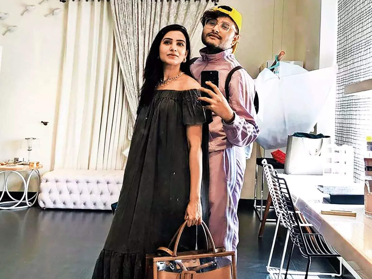 samantha stylist preetham jukalker interview with times of india